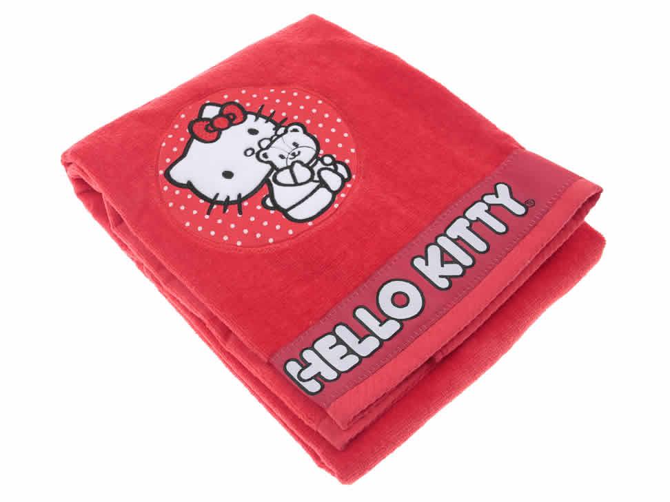 Accesorios De Baño Hello Kitty:de 1/2 Baño Rojo Brillante Hello Kitty 40 Th-Liverpool es parte de