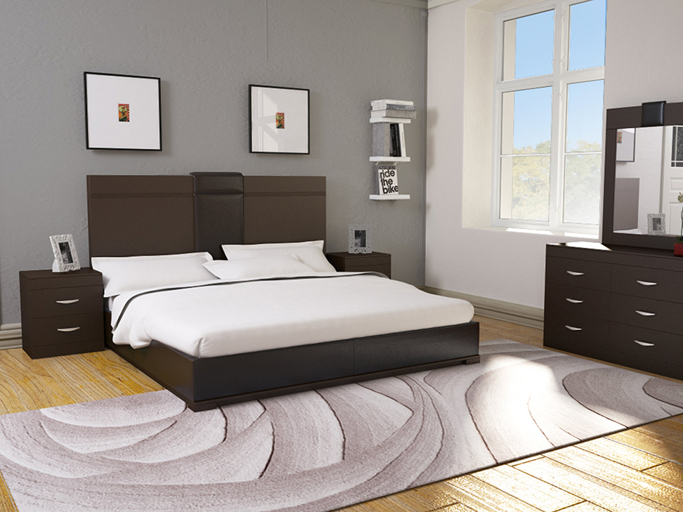Muebles jamar camas king size 20170804040655 for Medidas de recamaras king size